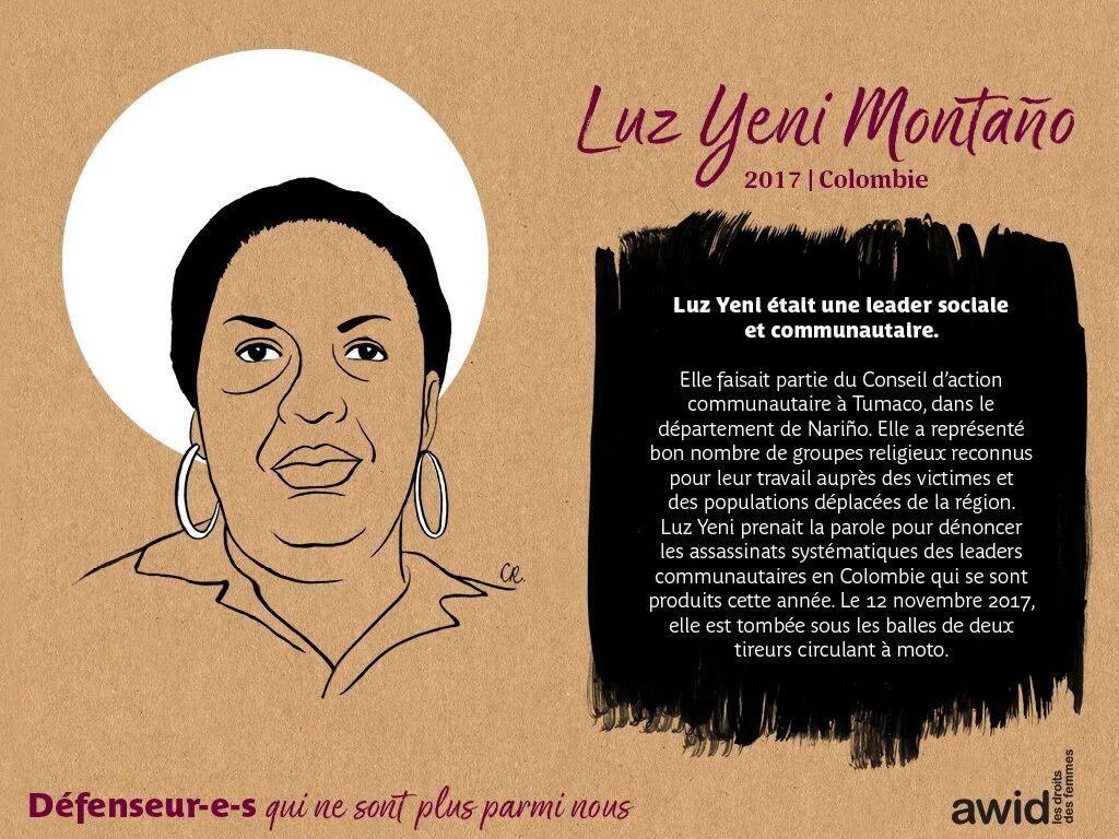 Luz Yeni Montaño (FR)