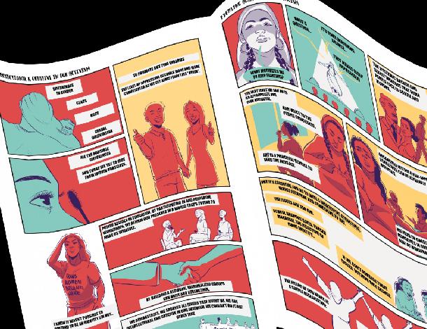 YFA Comic Resisters