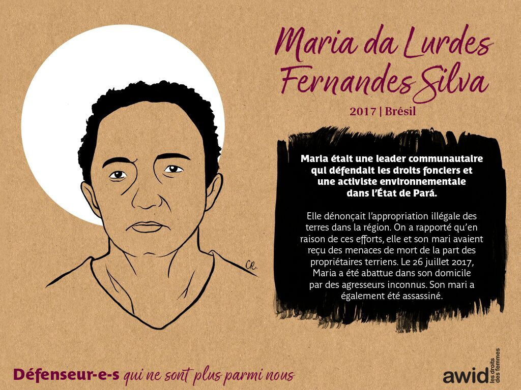 Maria da Lurdes Fernandes Silva (FR)