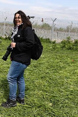 Marianna Karakoulaki Fence