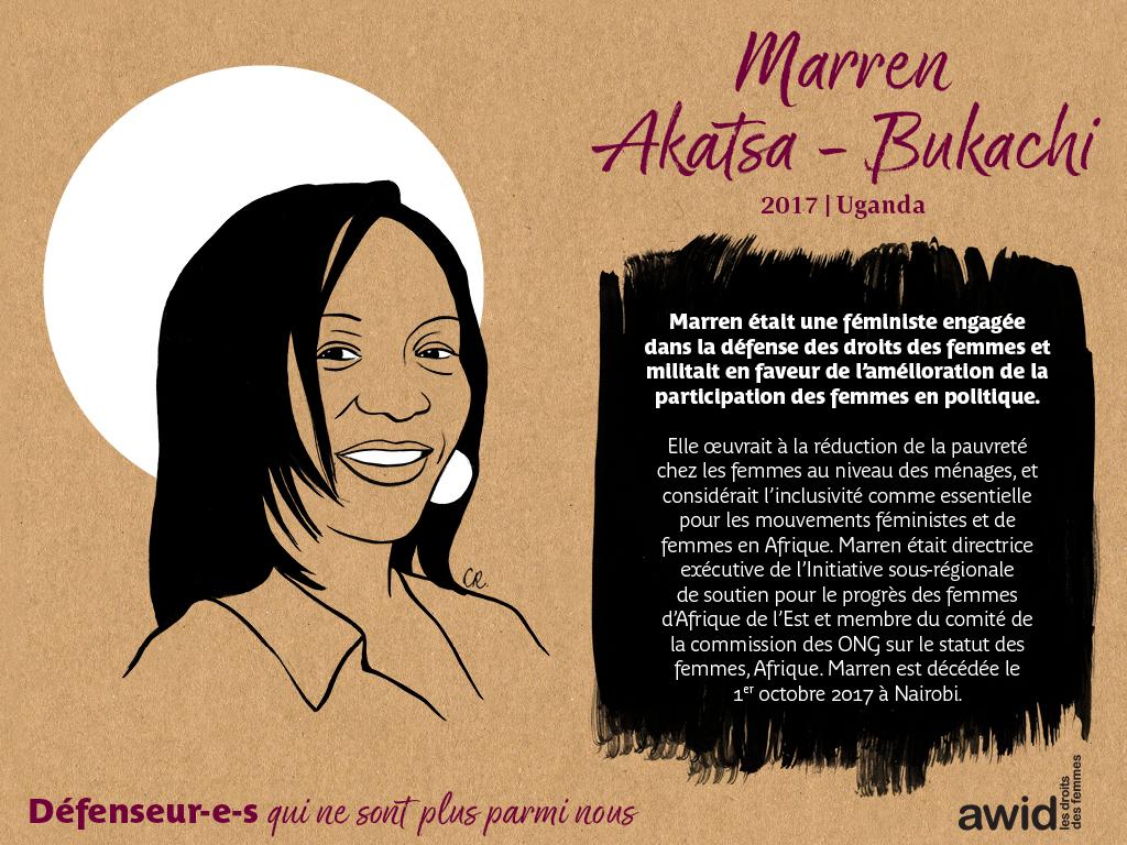 Marren Akatsa-Bukachi (FR)