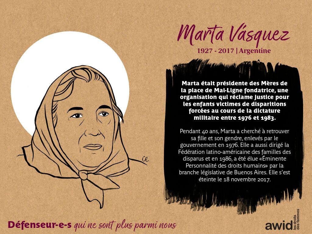 Marta Vásquez (FR)