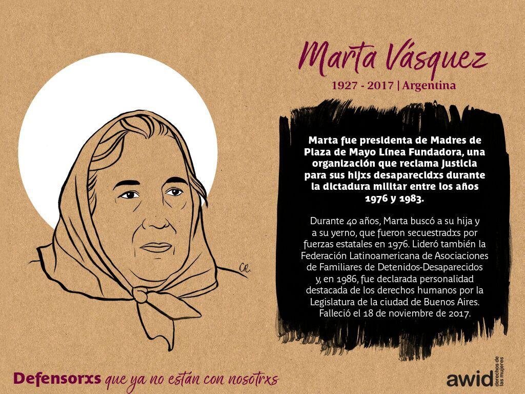 Marta Vásquez (SP)