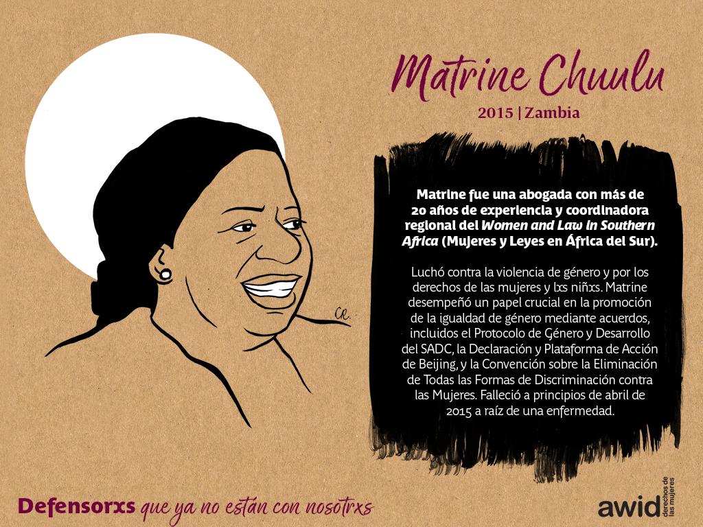 Matrine Chuulu (SP)