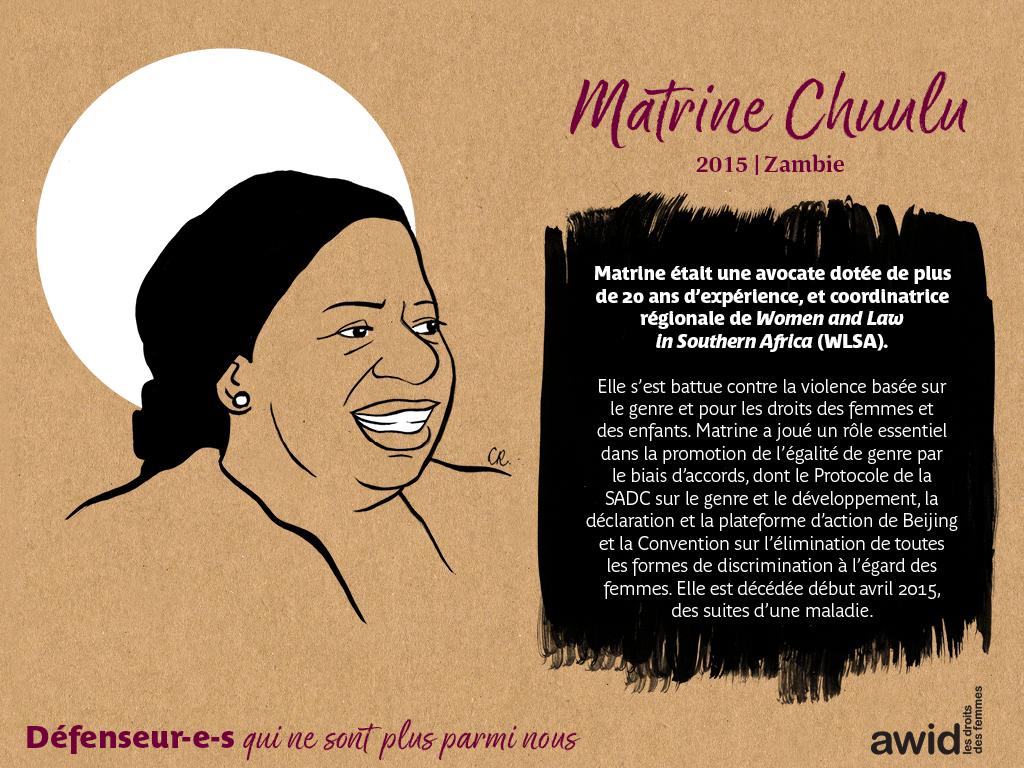 Matrine Chuulu (FR)