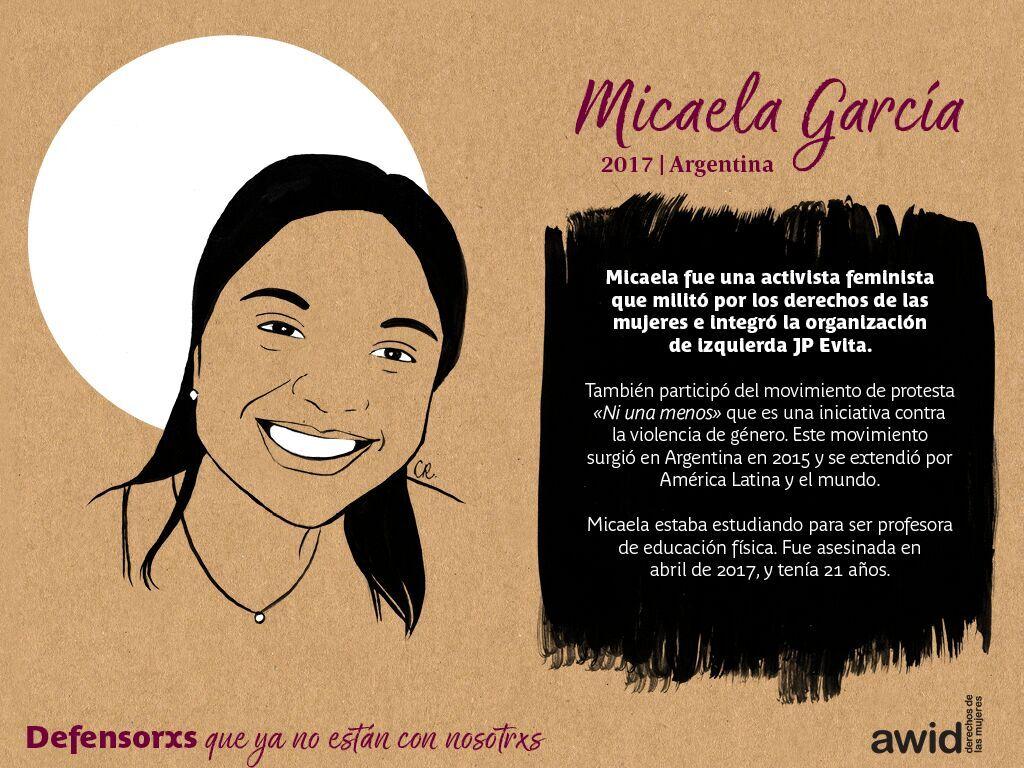 Micaela García (SP)