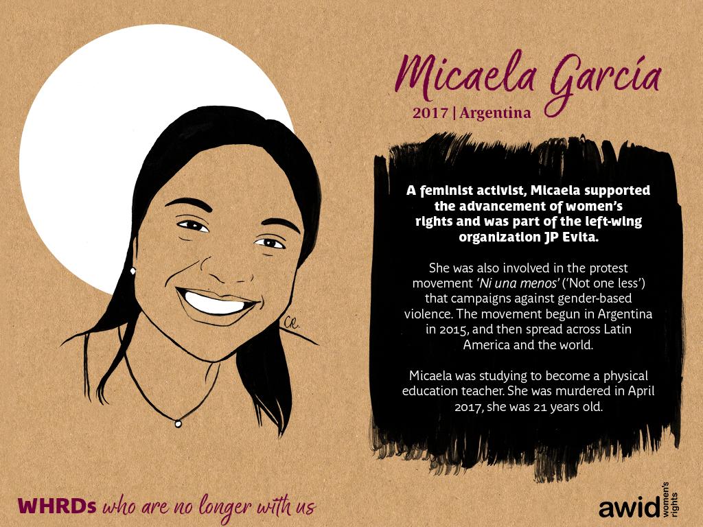 Micaela García (EN)