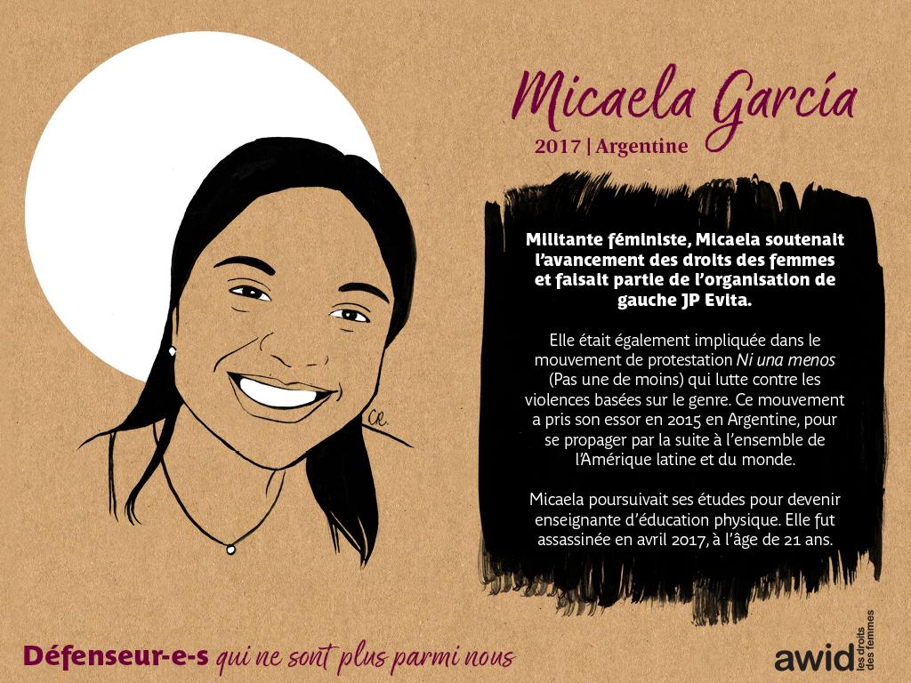 Micaela García (FR)