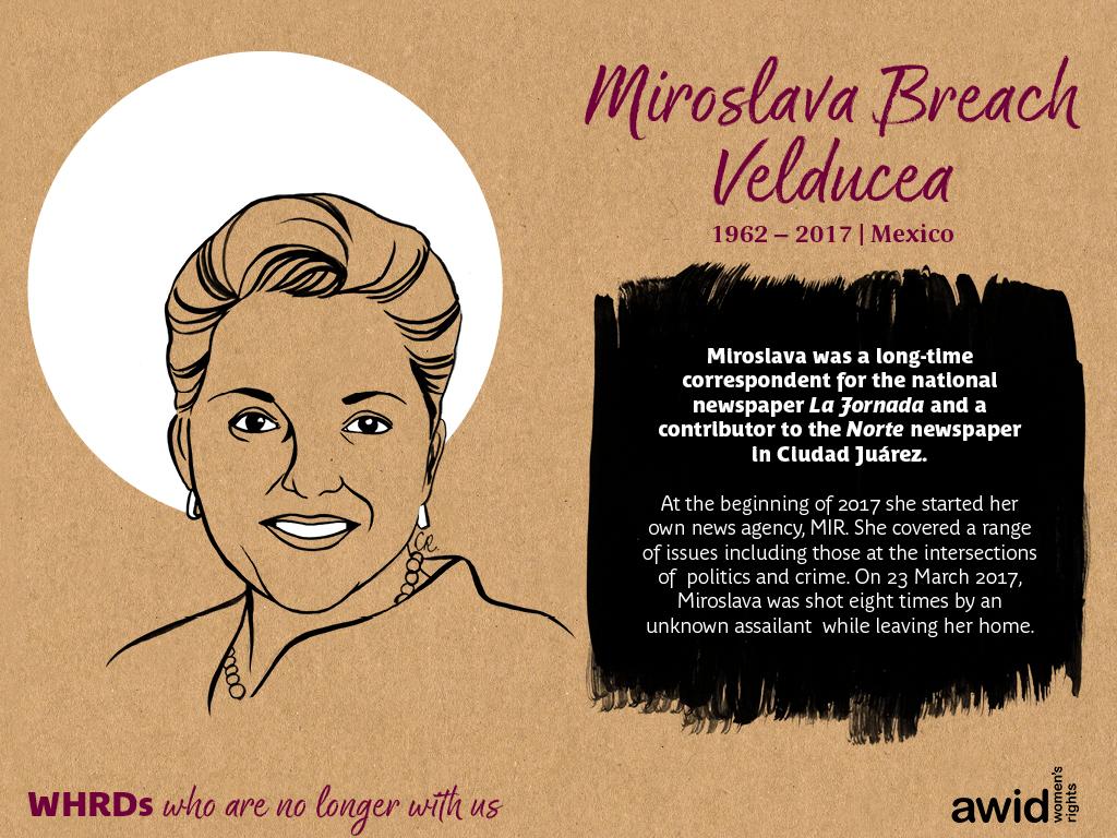 Miroslava Breach Velducea (EN)
