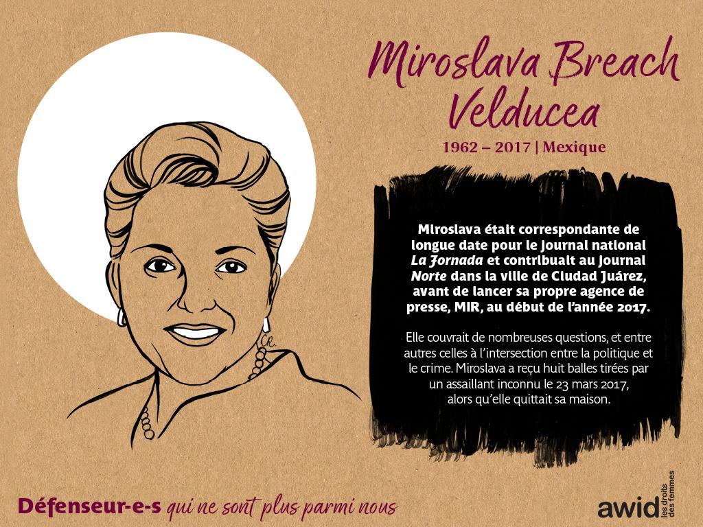 Miroslava Breach Velducea (FR)