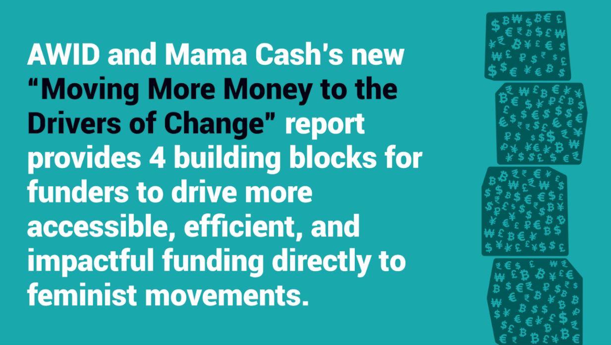 Modalities report - 4 building blocks