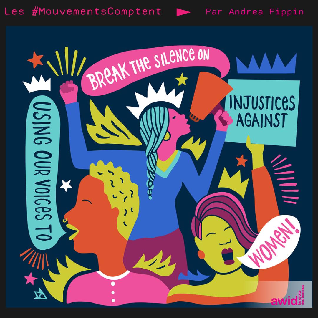 Movement Snapshot -  Social - Andrea Pippin - FR