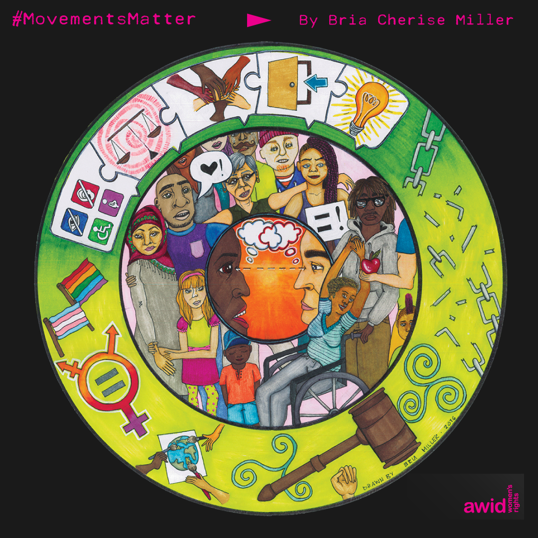 Movement Snapshot -  Social - Bria Cherise Miller