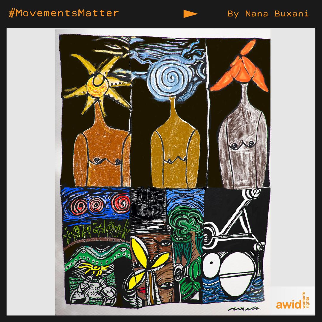 Movement Snapshot -  Social - Nana Buxani