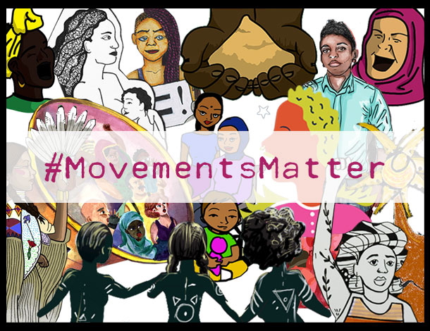 Movements Matter - cover -hashtag