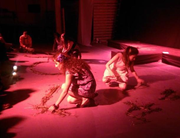 mujeres al borde escuela de teatro