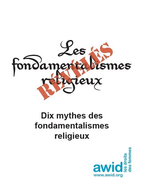 Mythes des fondamentalismes religieux