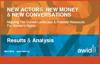 NEW ACTORS, NEW MONEY ! & NEW CONVERSATIONS (image cover)
