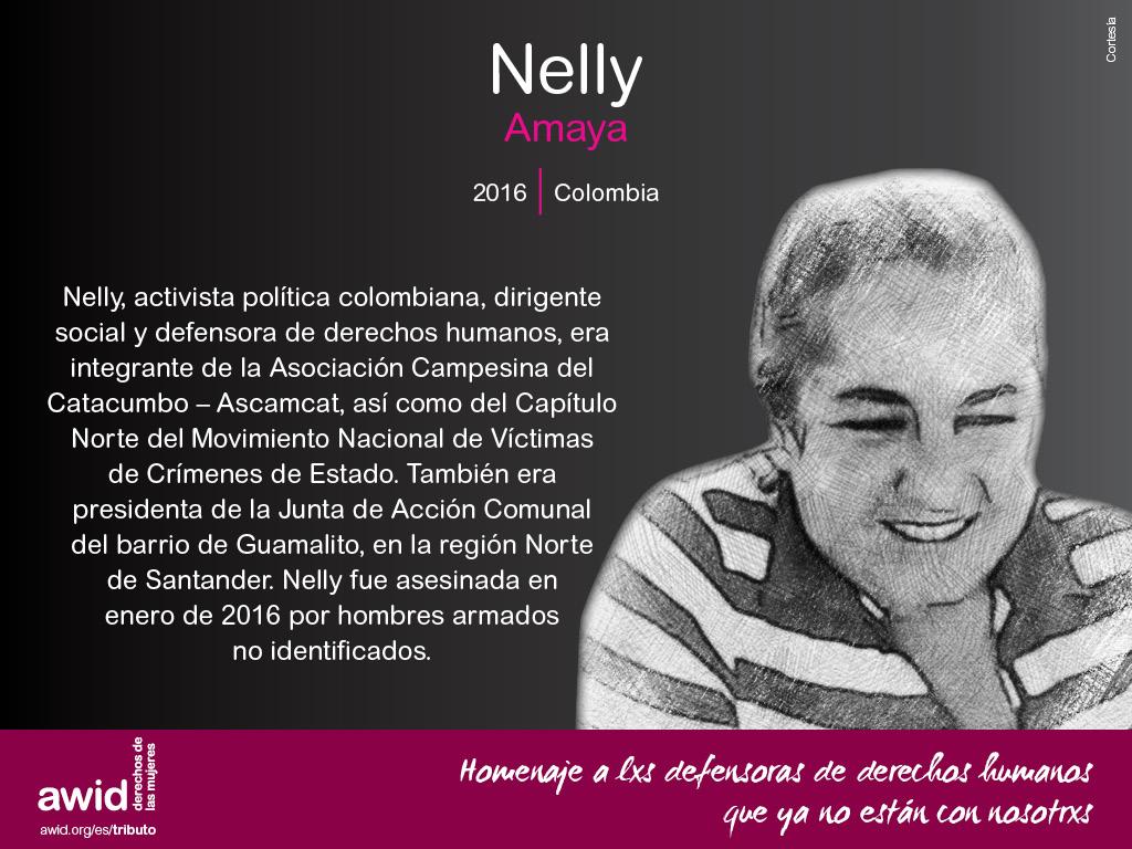 Nelly Amaya (SP)