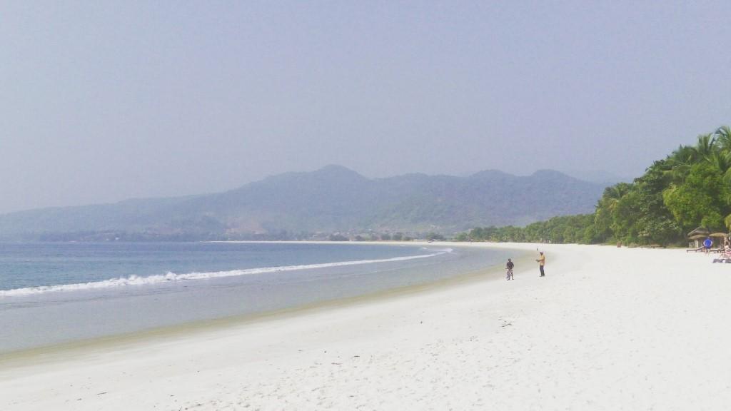 Ngozi Cole_Sierra Leone_Beach