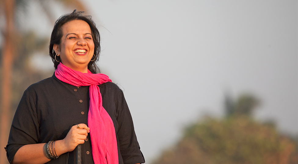 Nidhi Goyal (photo: Abhinandita Mathur)