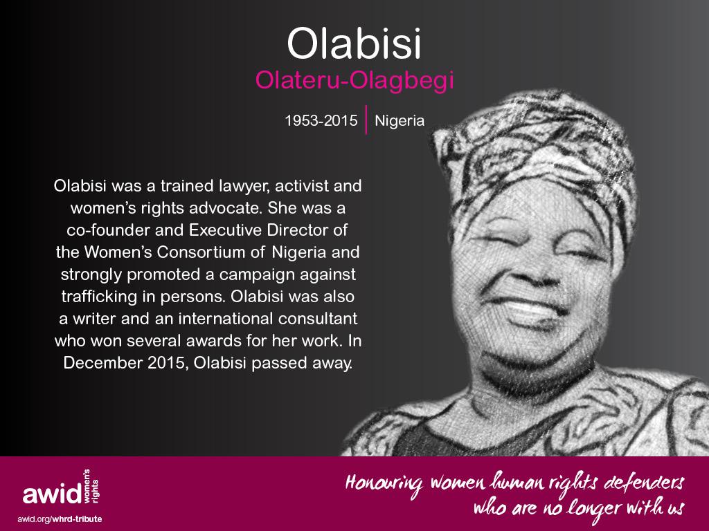 Olabisi Olateru-Olagbegi (EN)