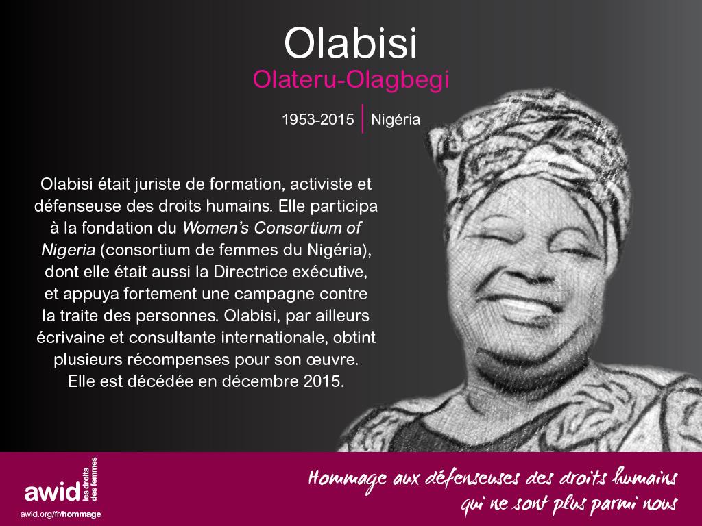 Olabisi Olateru-Olagbegi (FR)