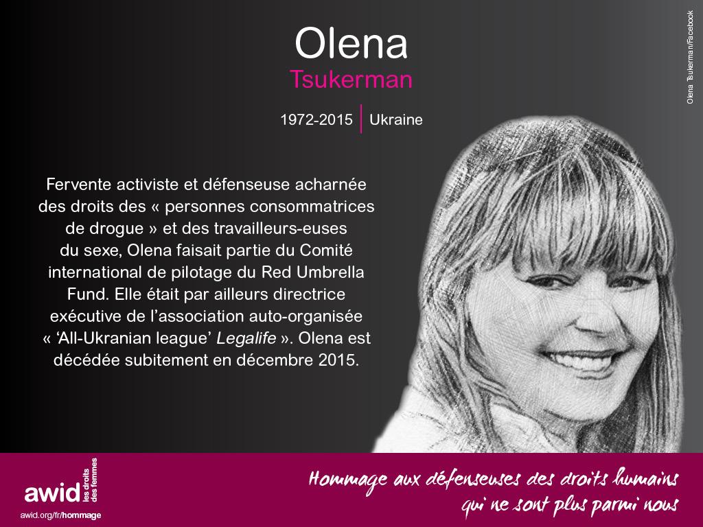 Olena Tsukerman (FR)