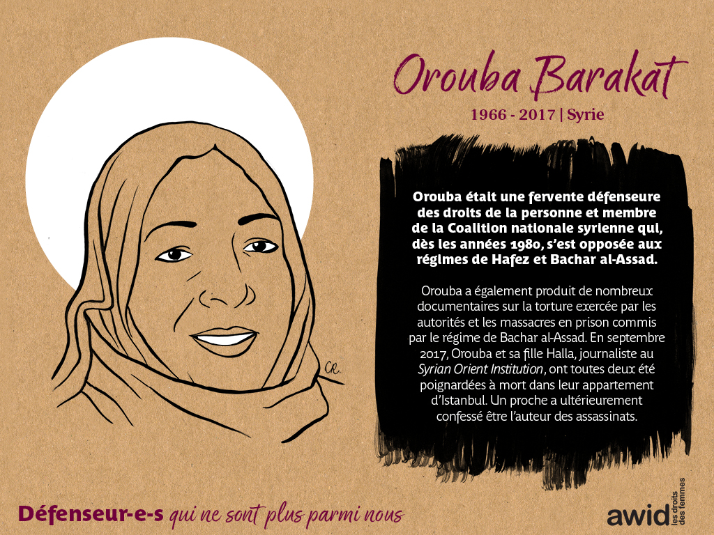 Orouba Barakat (FR)