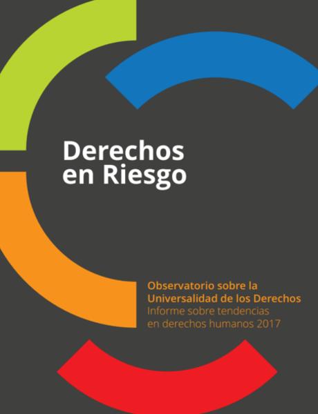 Informe sobre tendencias en derechos humanos 2017