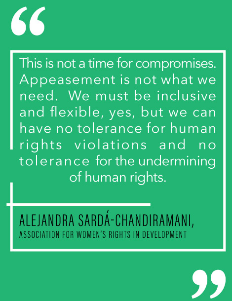 Rights at Risk: OURs report highlights