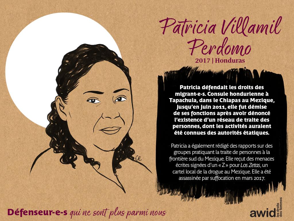 Patricia Villamil Perdomo (FR)
