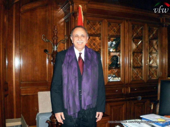 Libyan PM Abdurrahim El Keib