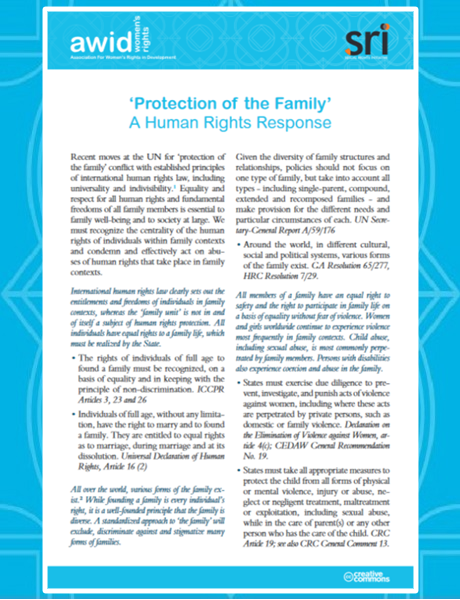 Cover-Protection of the Family (EN) 460x600