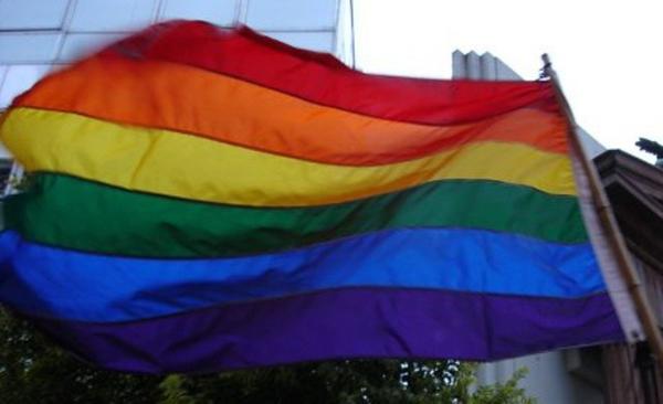 Movement series: Rainbow flag