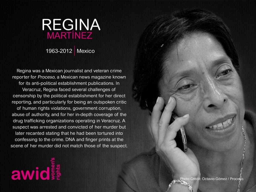 Regina Martinez ENG