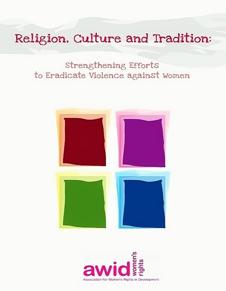 Religion, culture and tradition 2013