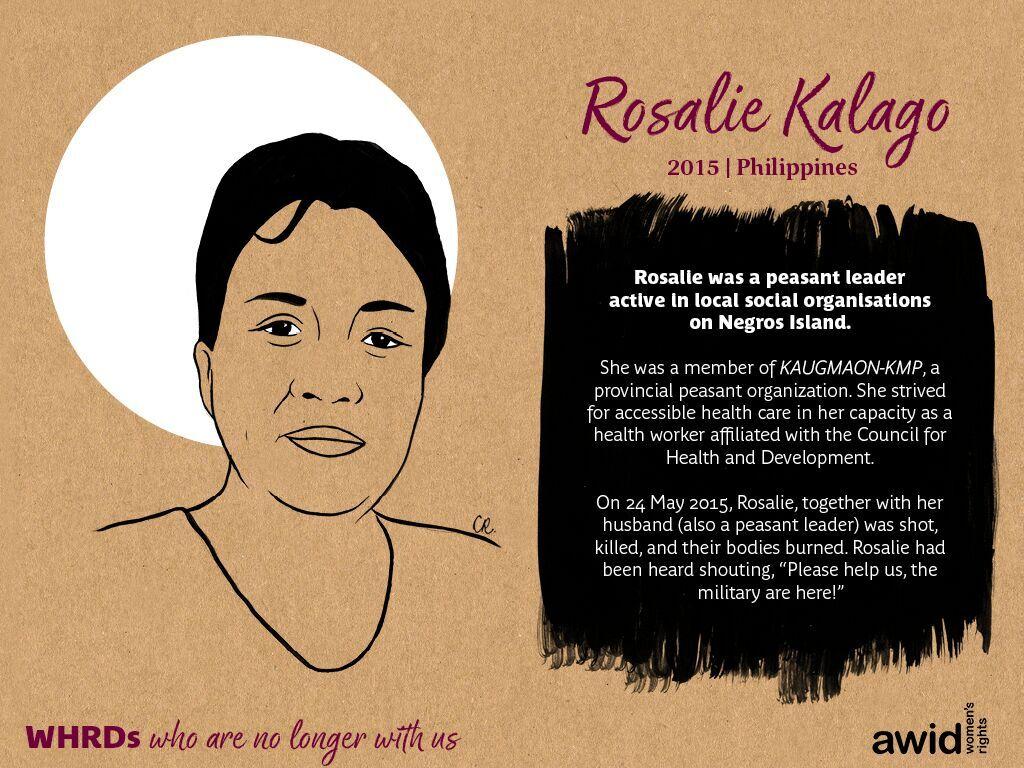 Rosalie Kalago (EN)