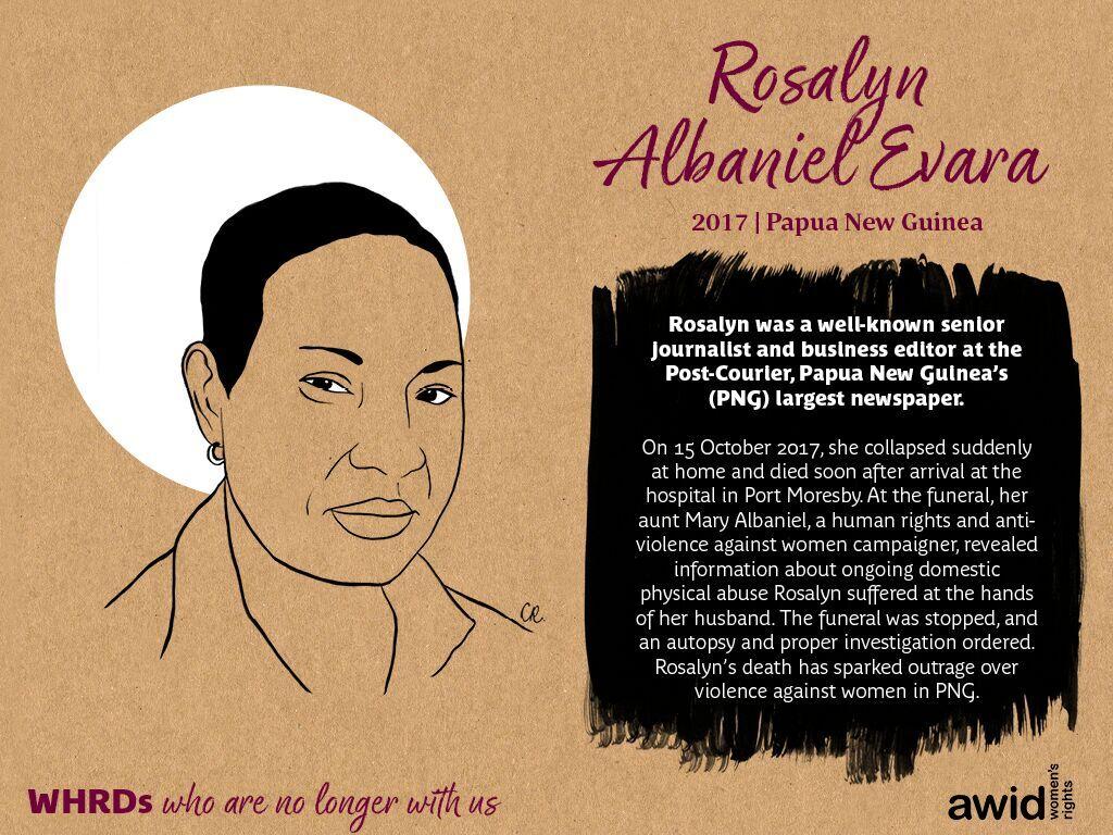 Rosalyn Albaniel Evara (ENG)