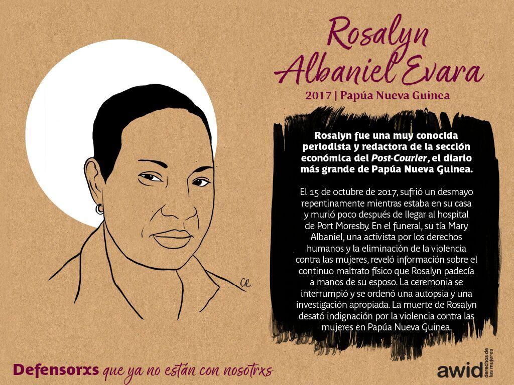 Rosaly Albaniel Evara (SP)