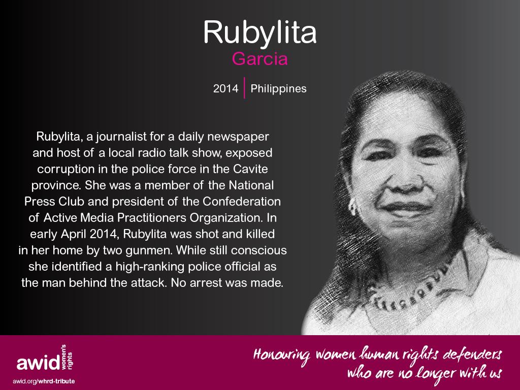 Rubylita Garcia (EN)