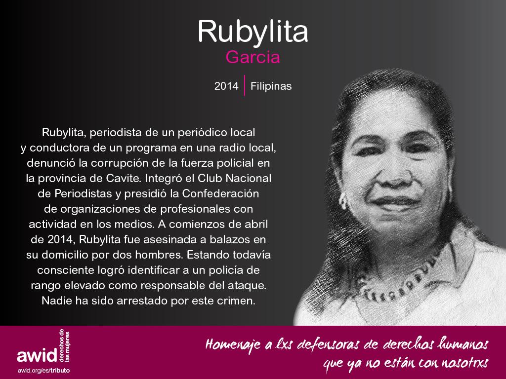 Rubylita Garcia (SP)