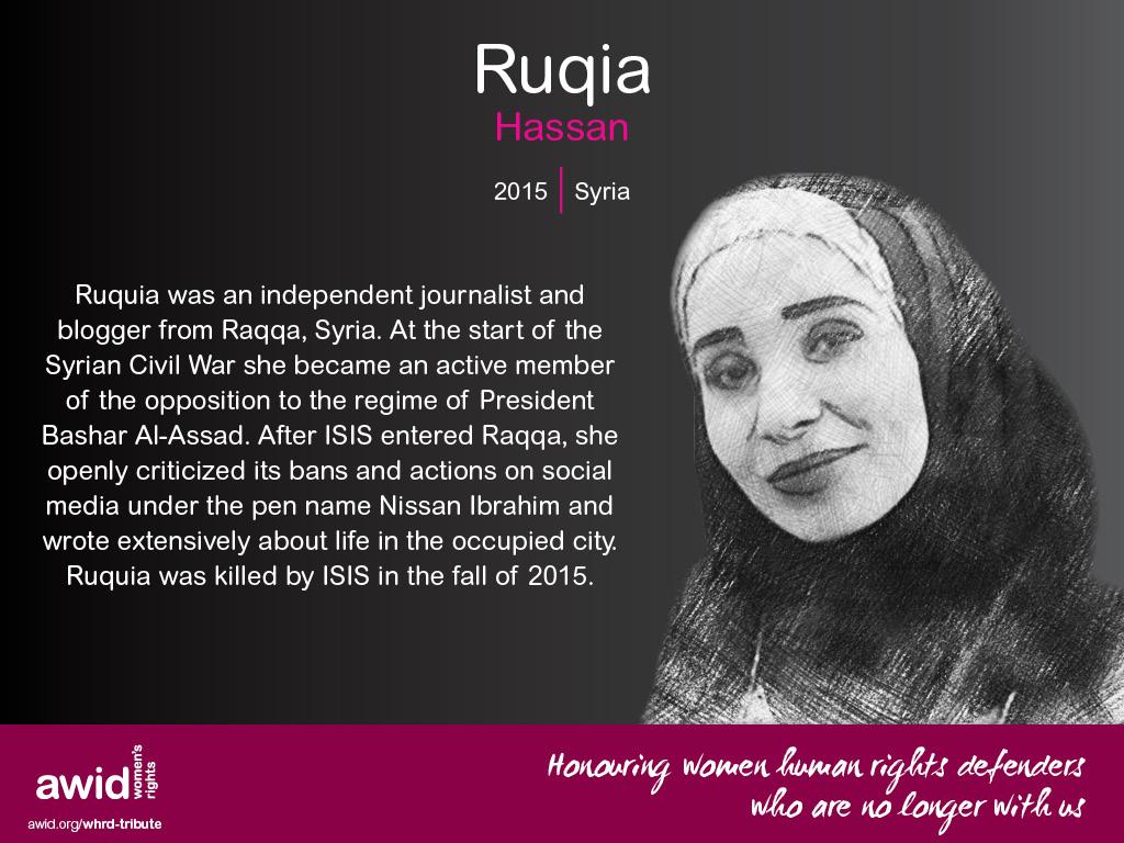 Ruqia Hassan (EN)