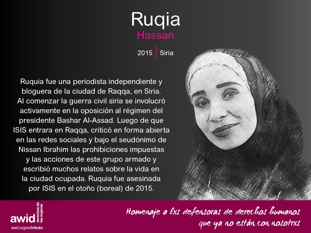 Ruqia Hassan (SP)