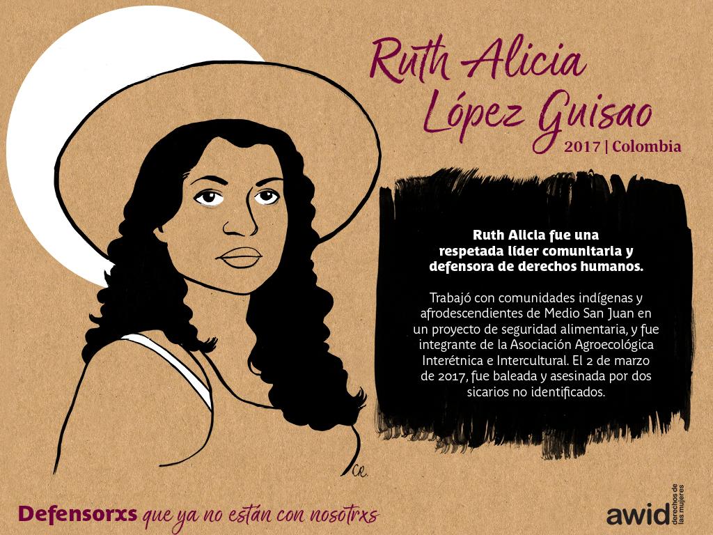 Ruth Alicia López Guisao (SP)