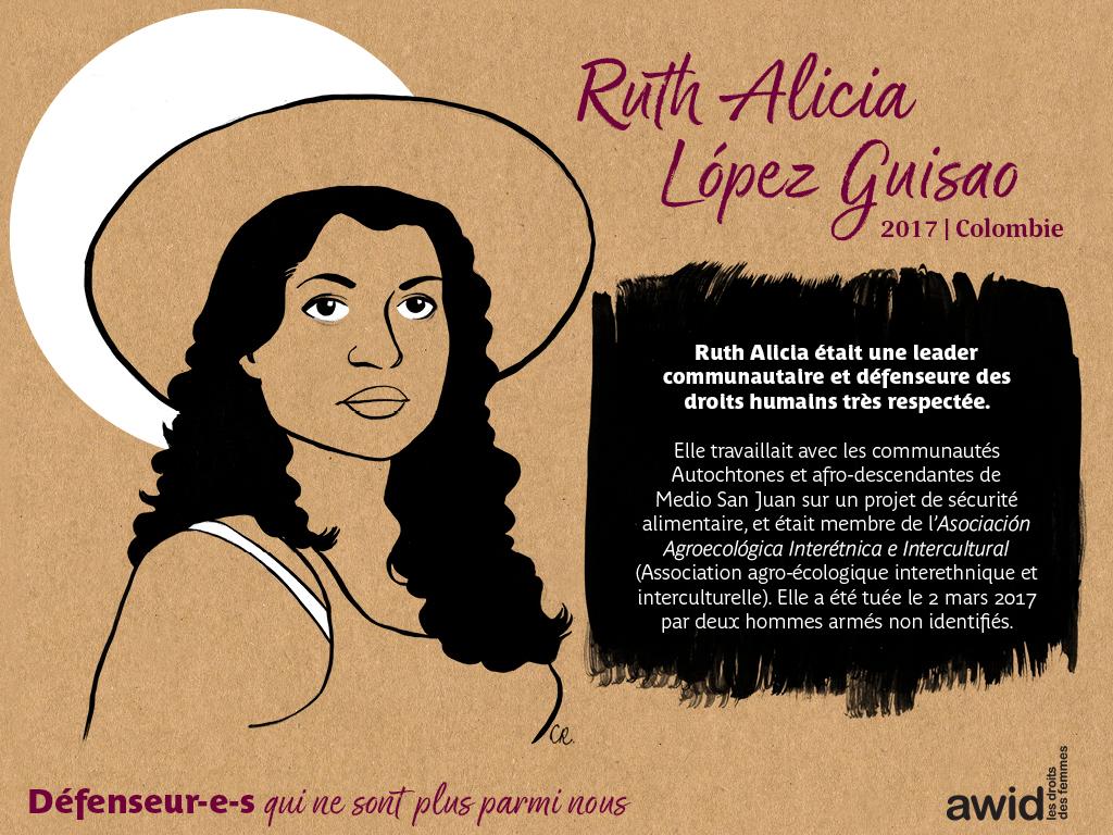 Ruth Alicia López Guisao (FR)