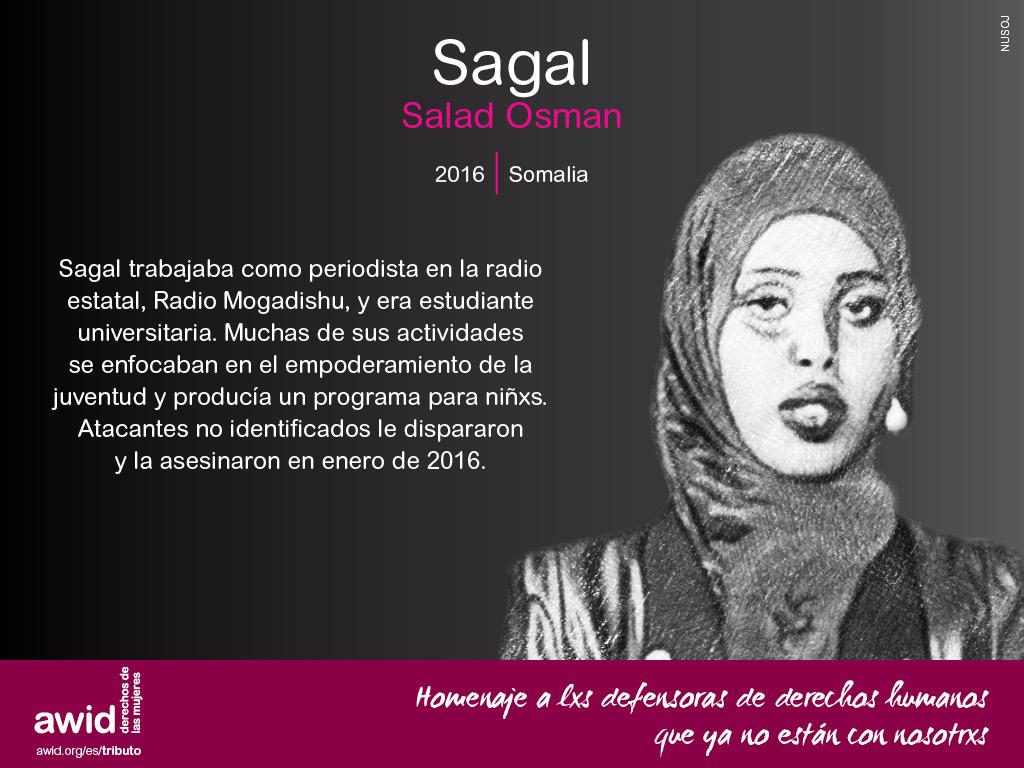 Sagal Salad Osman (SP)