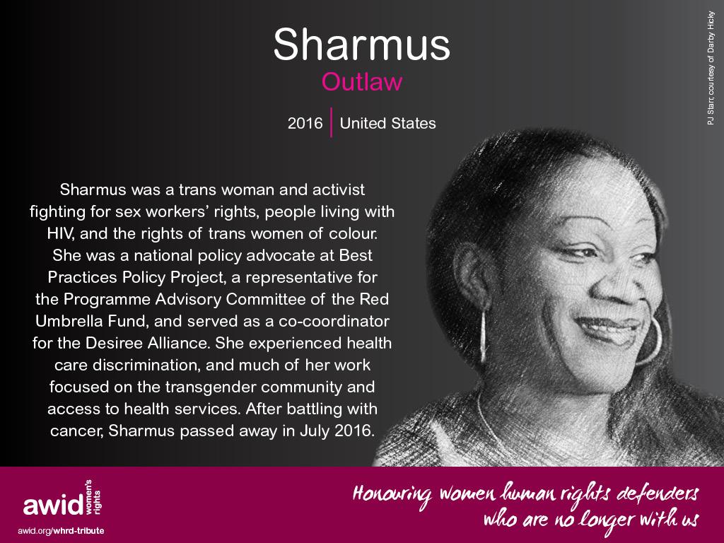 Sharmus Outlaw (EN)