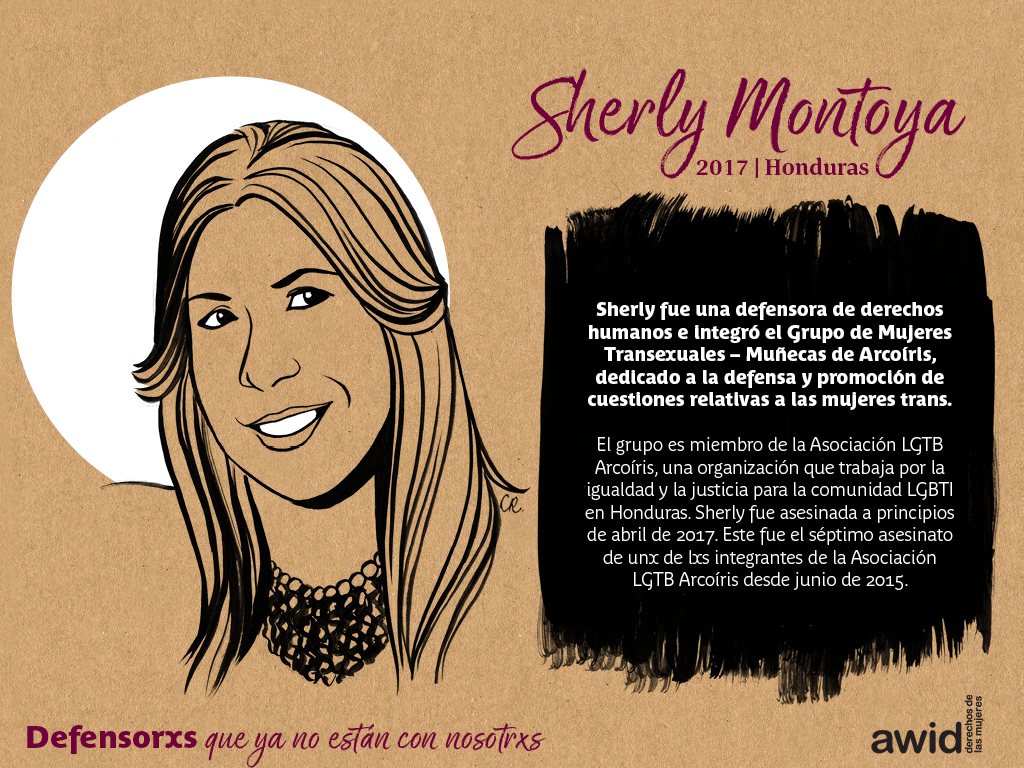 Sherly Montoya (SP)