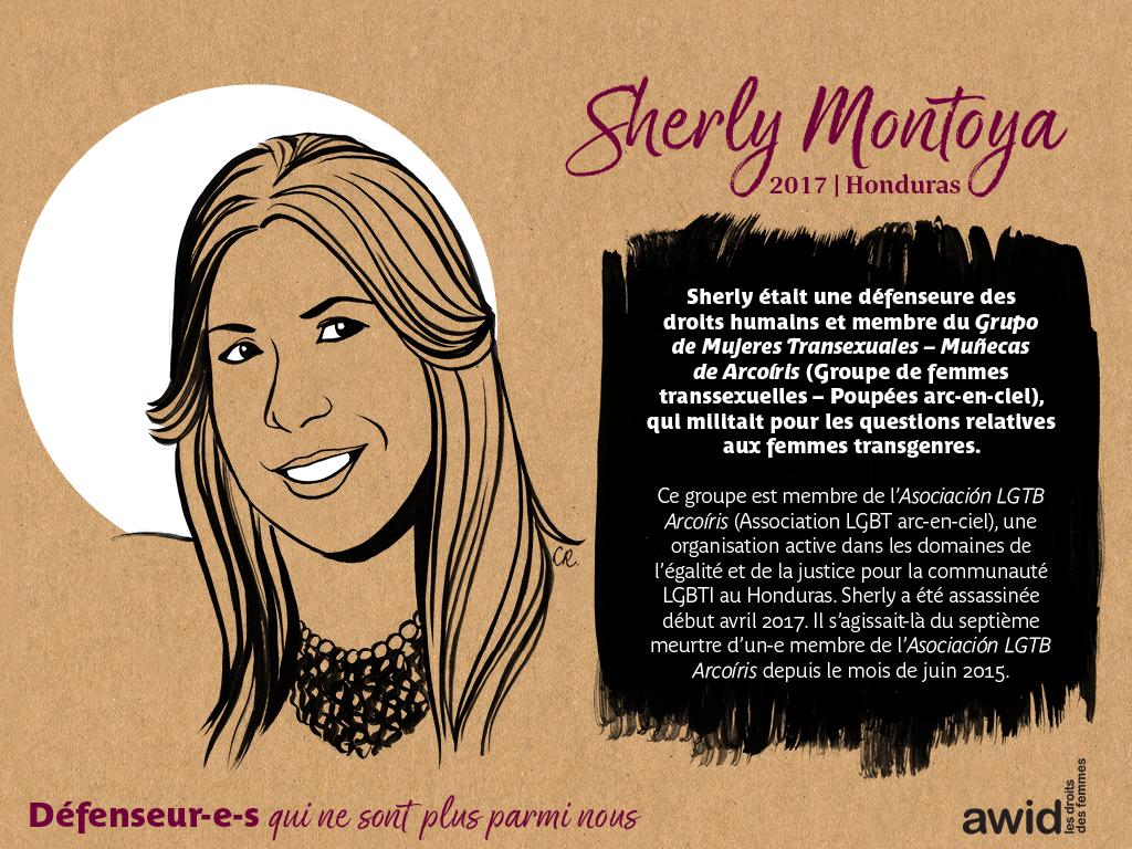 Sherly Montoya (FR)